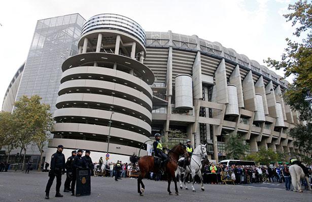 Santiago Bernabéu descartado para la Final