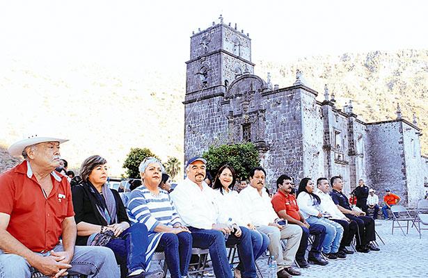 Celebran los 318 años de fundación de la misión de San Javier, BCS