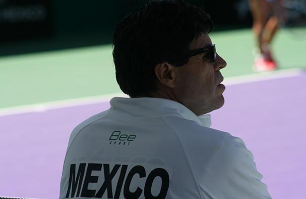 Agustín Moreno quiere continuidad tras el descenso de México