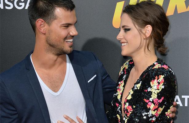 ¡Cómo han cambiado! Kristen Stewart y Taylor Lautner se reencuentran
