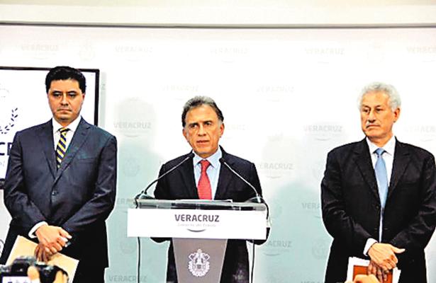 Se actuará en el caso de la presa Yuribia, señaló Yunes Linares