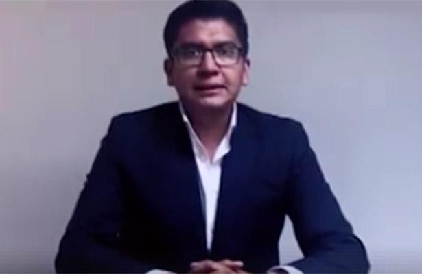 "Exalcalde de Tlaxcala dice que no copió a ""House of Cards"""