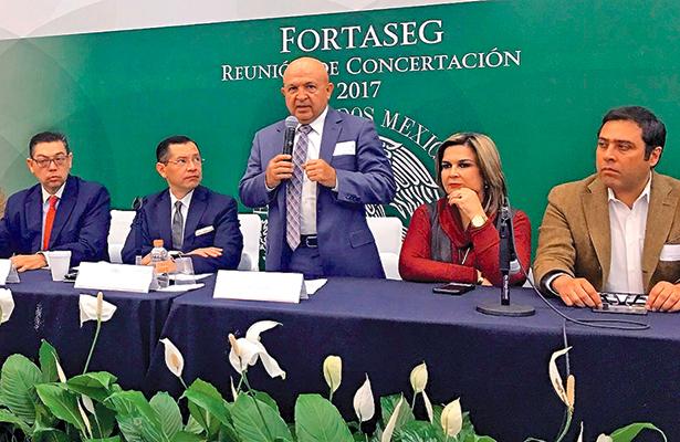 Logra Sonora incrementar  fondos para fortalecer seguridad