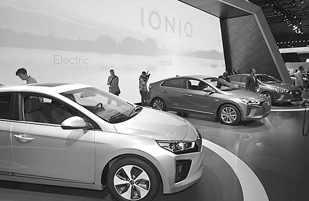 Hyundai presenta en Las Vegas primer vehículo autónomo de uso masivo