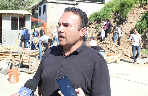 Riesgoso construir villa haitiana: edil de Tijuana