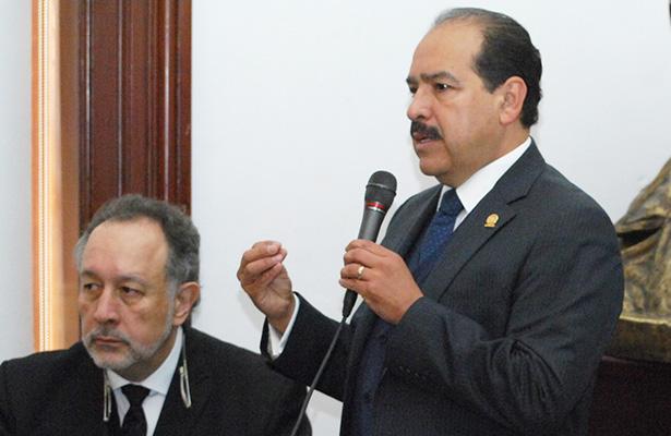 Descarta José Encarnación Alfaro  agresión del  Gobierno federal