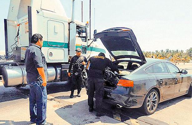 Inseguridad en Puebla por ajustes en Veracruz