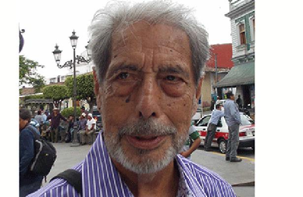Niega César del Ángel haber recibido dinero de Duarte
