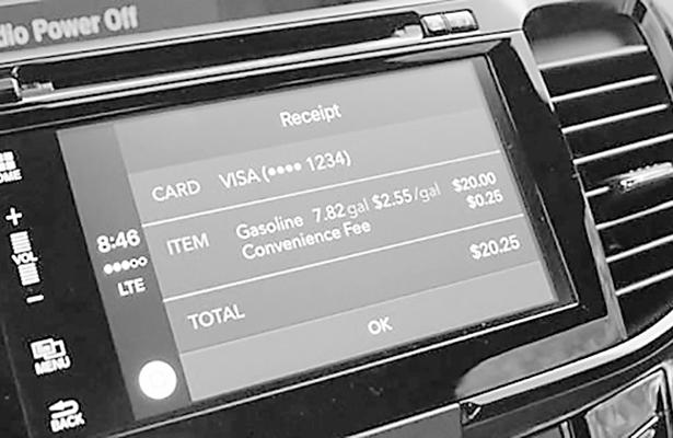Honda y Visa presentan sistema que permite pagar desde los vehículos