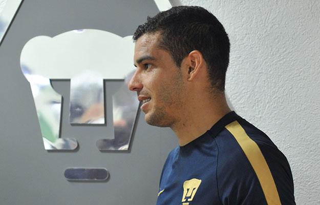 Gerardo Alcoba será el nuevo capitán de Pumas