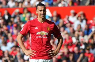 El United puso fin a su romance con Zlatan