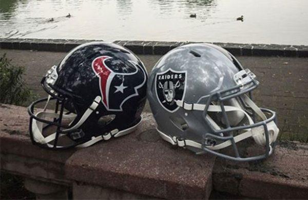 ¡Llegó el momento! Texanos vs Raiders en el Azteca f9c182c7aae