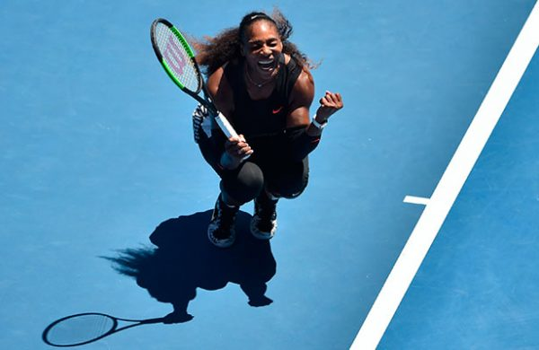Serena Williams reveló embarazo… por error — Tenis