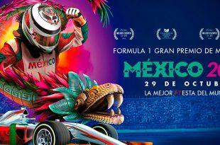 Sin riesgo, realización del Gran Premio de México