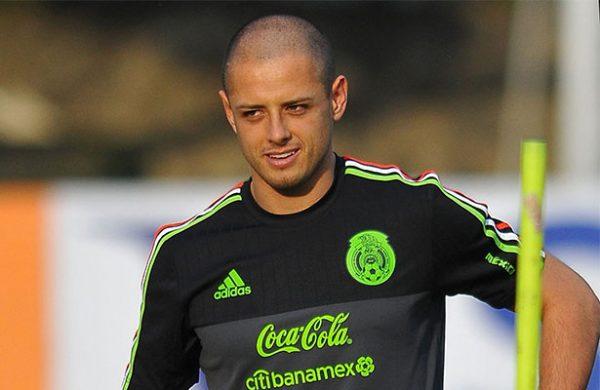 Chicharito, con la oportunidad de ser un goleador de antología