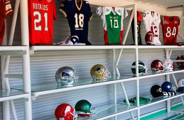 Futbol Americano Nacional inaugura sede de Salón de la Fama e12811e372f