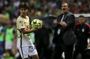 Diego Lainez solo irá a Tri Sub 17 en partidos oficiales
