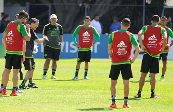 La portería del Tricolor está bien protegida, destaca Osorio