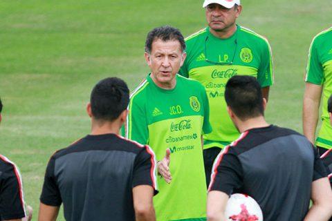 Osorio lo tiene claro, México irá por los seis puntos