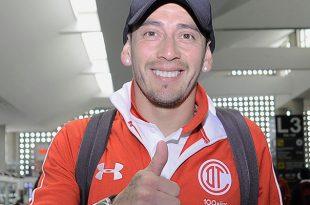 Sambueza reconoce que Toluca tiene un plantel corto