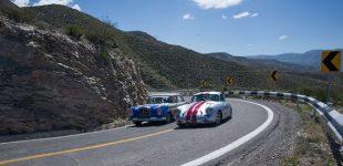 La Carrera Panamericana anuncia ruta para edición XXX