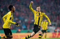 El Dortmund derrota al Bayern y se mete a la final de la Copa