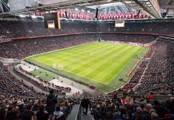 Estadio del Ajax se llamará Johan Cruyff Arena
