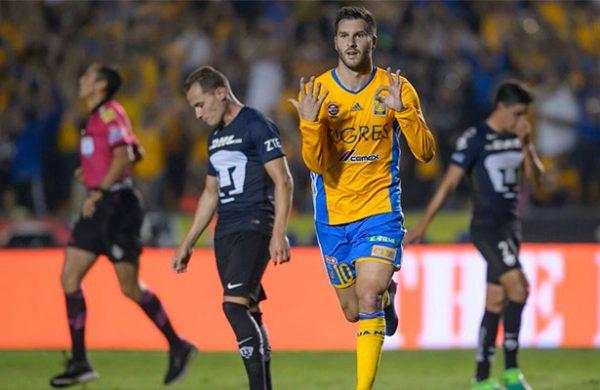 Gignac manda mensaje por sus 50 goles en México