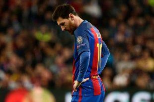 Confirman condena de 21 meses de cárcel a Messi