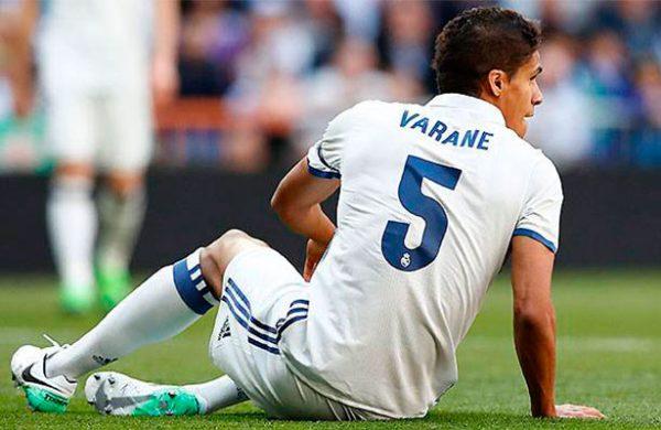 Real Madrid anuncia renovación de Raphael Varane hasta 2022