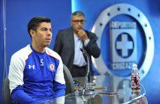 Silva reconoció el gran ambiente que hay en Cruz Azul