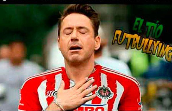 Mejores memes del regreso de Chivas a Televisa f738cc27027c4