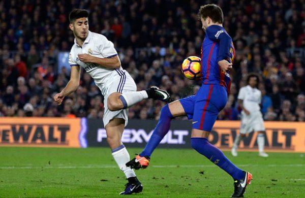 ¡Impresionante! Así fue el golazo de Lionel Messi ante Real Madrid
