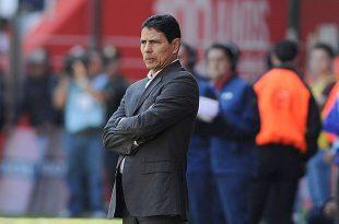 Alfonso Sosa pide a Necaxa levantar cabeza