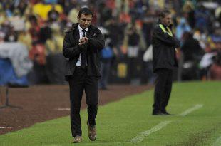 Pese a las derrotas consecutivas, Lozano mantiene la calma