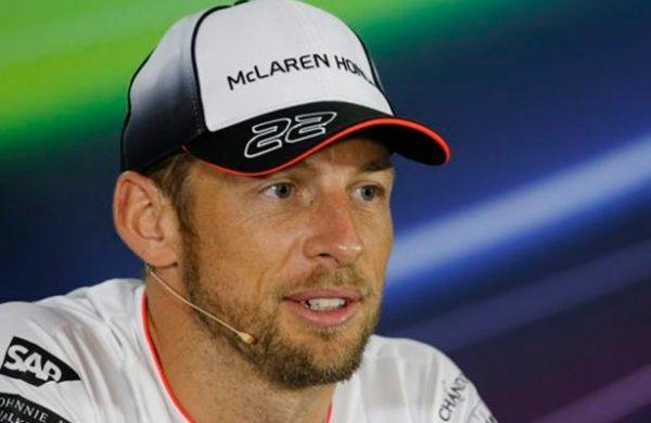 Button sustituye a Fernando Alonso
