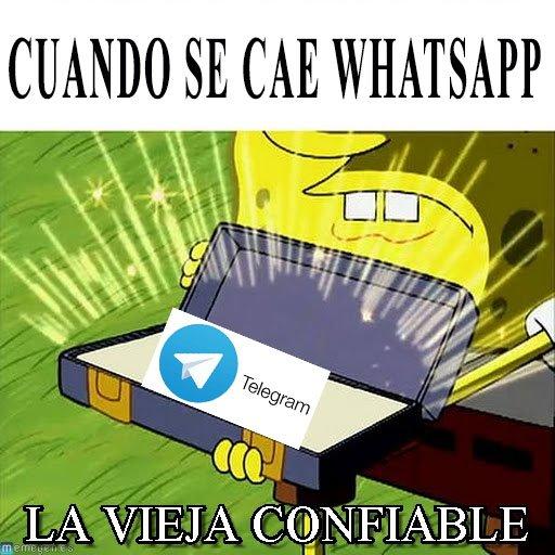 Los Mejores Memes De La Caída De Whatsapp