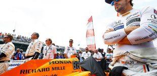 Alonso se queda con nosotros: Director de McLaren