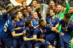 Manchester United conquista su primera Europa League