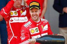 """Vettel se lleva el GP de Mónaco; """"Checo"""