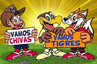 América, Atlas y Monterrey ya tienen a su favorito para la final