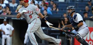 Albert Pujols hace historia en la MLB al llegar a 610 jonrones