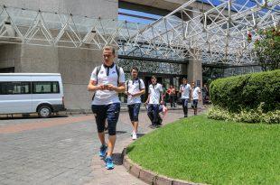 Pumas partió a Acapulco para su pretemporada