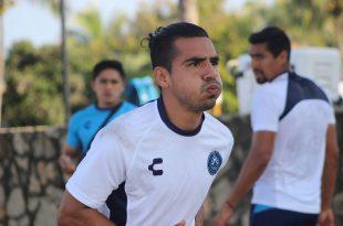 Alonso Escoboza reportó con Puebla