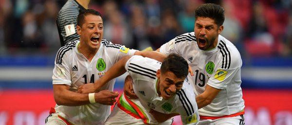 4b0e21796b3f0 México rescata un valioso empate ante Portugal