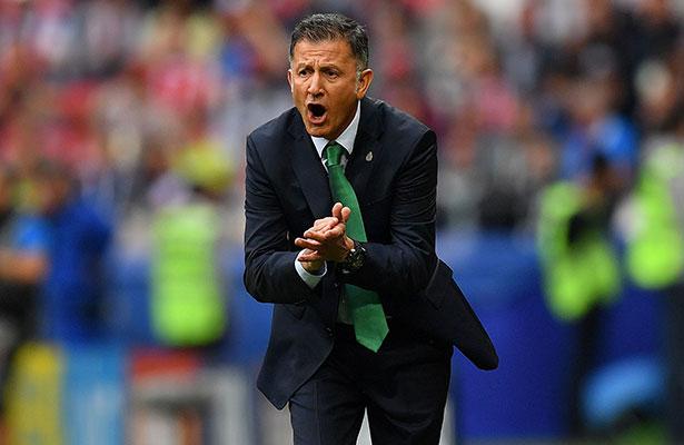 Elías Hernández asegura que el Tri está para ganar la Copa Oro
