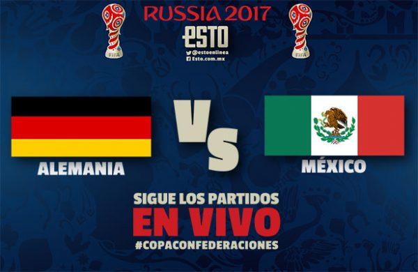 Horario alemania vs m xico semifinales copa for Cuando es fuera de lugar en un partido de futbol