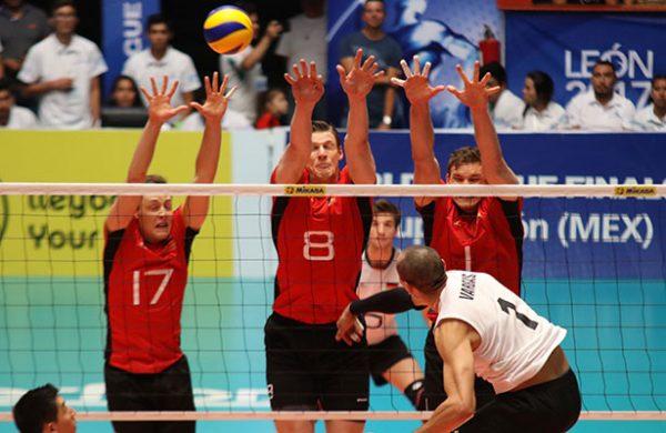 México cae ante Estonia en Final Four de Liga Mundial de Voleibol