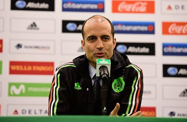 Osorio dice que Rafa Márquez jugará en el amistoso ante Irlanda