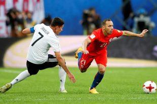 Marcelo Díaz no esperaba ver a Pumas en el fondo